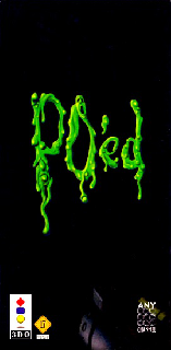 Screenshot Thumbnail / Media File 1 for PO'ed (1995)(Studio 3DO)(Eu)[!][CDD9414]